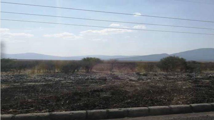 Michoacán se quedará sin gota de agua