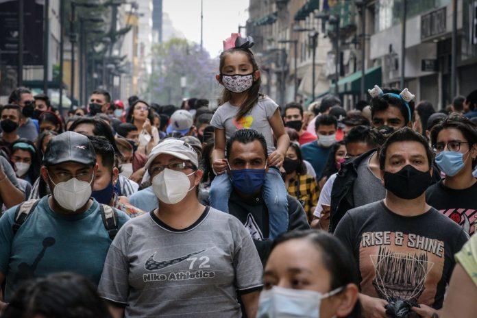 3 mil 64 nuevos contagios por Covid, en las últimas 24 horas en México