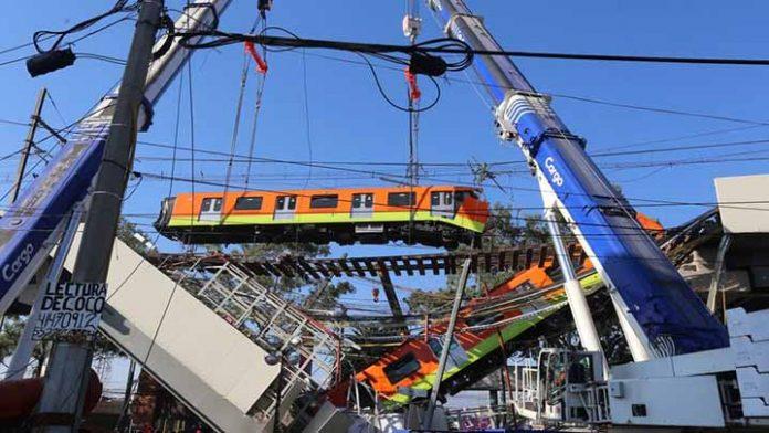 Peritajes arrojan que colapso de la L12 del Metro se debió a falla estructural