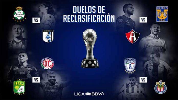 Conoce fechas y horarios para el repechaje de la Liga MX