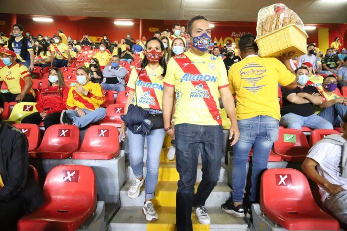 Herrera Tello apoyará al Atlético Morelia hasta que sea un equipo de primera