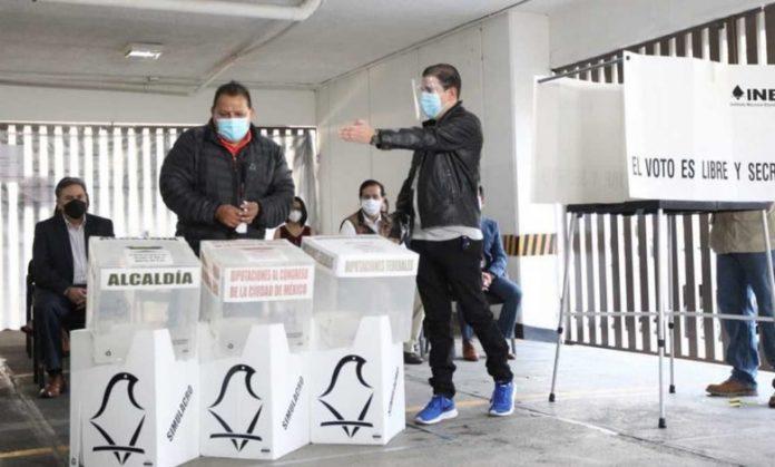 Equipo por Michoacán se llevó ocho de los 12 distritos federales