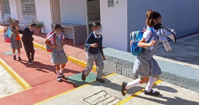 ¿Mandarás a tus hijos a clases? Tienes que hacer esta carta todos los días