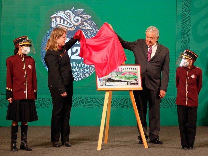 Gobierno anuncia rifa de 22 inmuebles incluyendo el Palco en el Estadio  Azteca