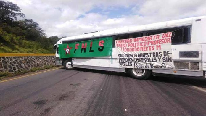 FNLS volverá a marchar en Morelia, evita estas rutas