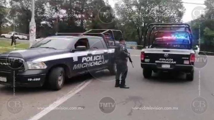 Jugaba maquinitas en Puruándiro y lo matan a balazos