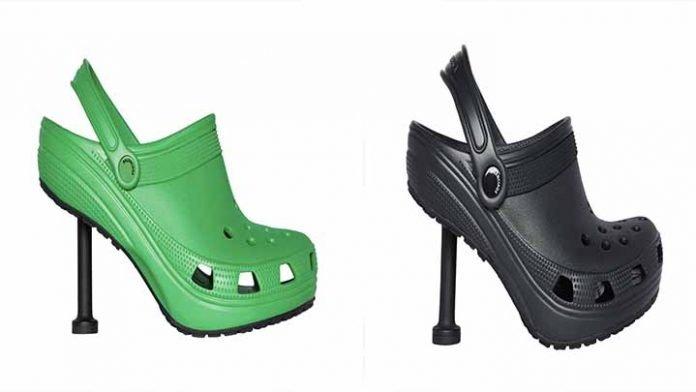 Balenciaga lanzará colaboración con Crocs