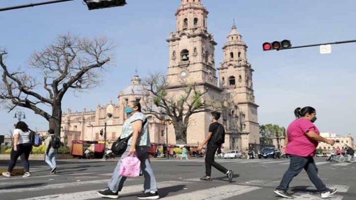 Variantes de Covid-19 en Michoacán no representan peligro, no están activas
