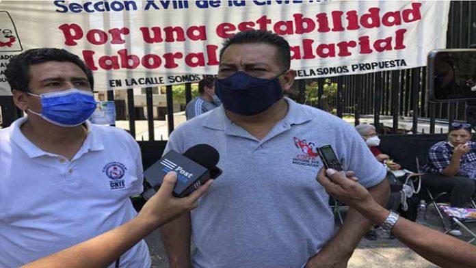 ¡Atención! Maestros bloquearan accesos a Morelia el miércoles
