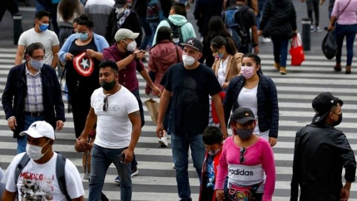 México supera los 6 mil contagios en las últimas 24 horas