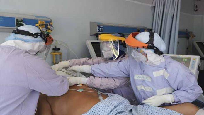 Al 44.4 % ocupación hospitalaria de camas Covid-19 en Lázaro Cárdenas