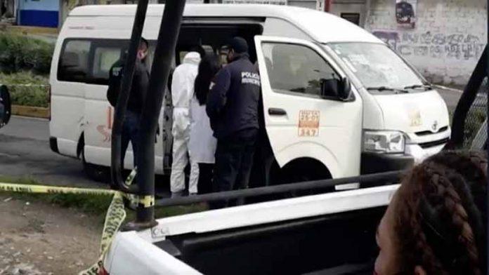 Pasajeros de transporte público no se dejan y matan a un asaltante