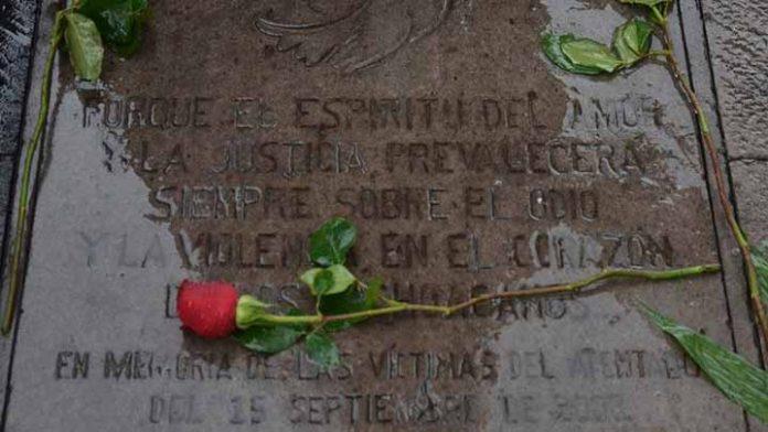Recordarán a víctimas del 15 de septiembre en Morelia, a 13 años de la tragedia