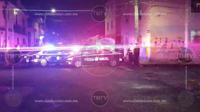 A medio temblor, ejecutan a un hombre en la VP de Morelia