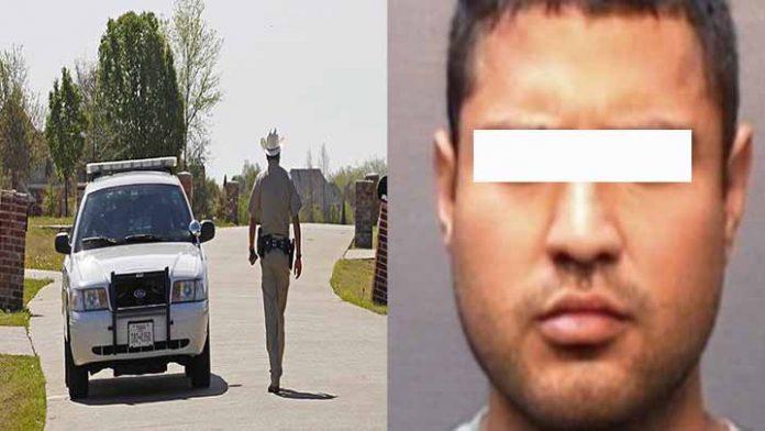 Se le olvidó que no estaba en México e intentó sobornar a un policía en Texas