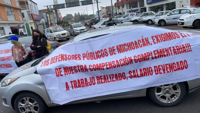 Al Gobierno de Silvano ya no le interesa resolver la problemática de pagos: Defensores públicos