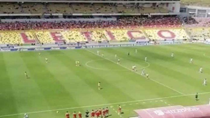 Con gol de último minuto Atlético Morelia vence al Atlante