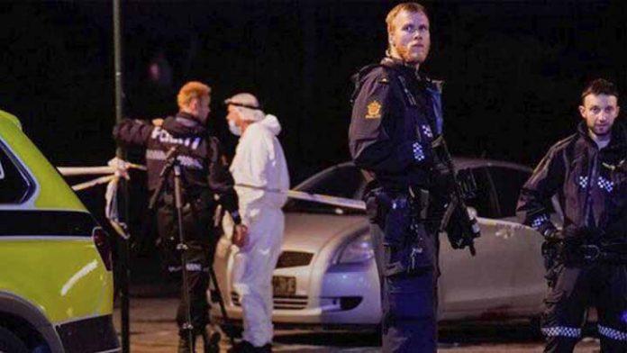Hombre armado con arco y flechas causa varios muertos en Noruega