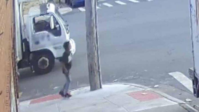 Niño de 13 años intenta asesinar a otro en plena calle