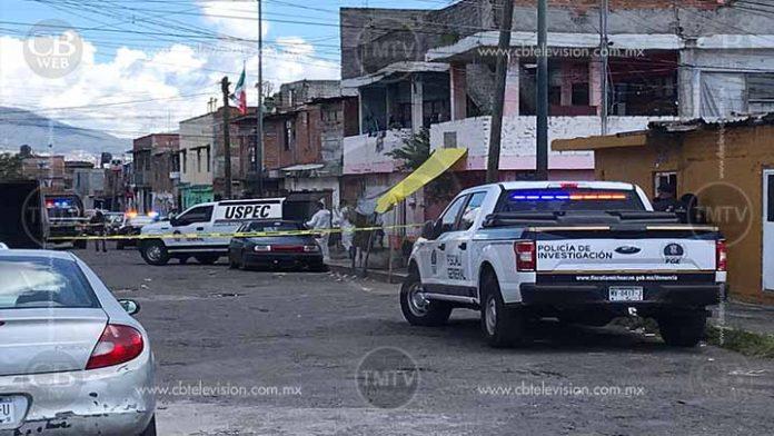 Dos ejecutados a balazos a espaldas de la Terminal de Autobuses de Morelia