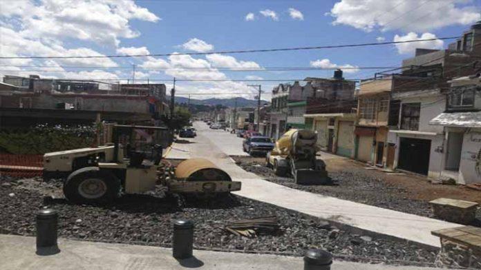 Construcción del Puente en la calle Ocampo no cuenta con la autorización de Conagua